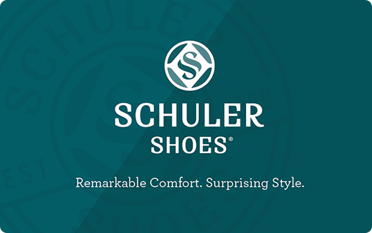Schuler Shoes Gift Card